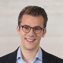 Andri Silberschmidt (25) ist neu jüngster Nationalrat. Er präsidierte bis im Herbst die Jungfreisinnigen Schweiz (Bild: Key)