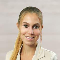 Meret Schneider (27) präsidierte die Jungen Grünen Zürich und wurde im Oktober neu in den Nationalrat gewählt. (Bild: Key)