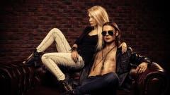 Grosse Klappe, unwiderstehlicher Sex-Appeal: Das Selbstverständnis der 80er-Rocker wird in «Rock of Ages» liebevoll auf die Schippe genommen.