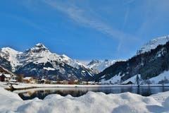 Bergpanorama Engelberg. (Bild: Hans Burch (8. Februar 2019))