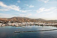Andros und Tinos stehen ganz zu Unrecht im Schatten der Insel Mykonos.