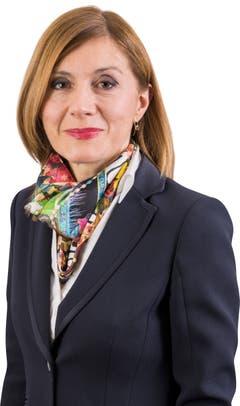 Verena Zellweger, 53.
