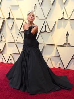 Lady Gaga (Bild: Jordan Strauss/Invision/AP)