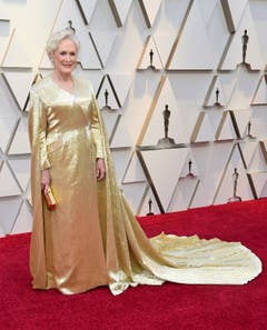 Glenn Close. (Bild: Richard Shotwell/Invision/AP)