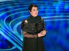 Olivia Colman ist bei der Oscar-Verleihung am Sonntag als beste Hauptdarstellerin ausgezeichnet worden. (Bild: KEYSTONE/AP Invision/CHRIS PIZZELLO)