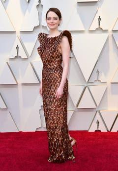 Emma Stone. (Bild: Richard Shotwell/Invision/AP)