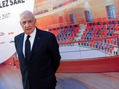 Architekt Frank Gehry feiert am (heutigen) Donnerstag seinen 90. Geburtstag. (KEYSTONE/EPA/FELIPE TRUEBA) (Bild: KEYSTONE/EPA/FELIPE TRUEBA)