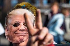 Nun wissen wirs, Donald Trump gewinnt immer! (Bild: Christian H. Hildebrand, (Unterägeri, 28.Februar 2019))