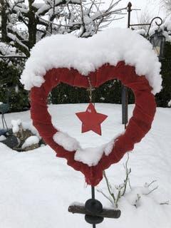 Bald ist Valentinstag. (Bild: Regina Sapin (Rotkreuz, 3. Februar 2019))