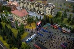 Auch ein Open-Air-Festival kann besucht werden. (Bild: Nadia Schärli, Emmenbrücke 8. Februar 2019)