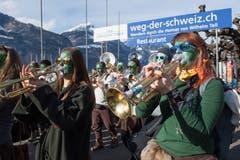 Tellsymphoniker (Bild: Boris Bürgisser (Flüelen, 9. Februar 2019)
