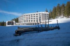 Am Donnerstag, 17. Januar, wurden die Mitarbeiter vom Berg geholt. Seither steht das Herz des Unternehmens mit seinen 186 Angestellten still.