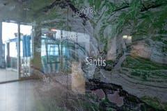 Der Säntis zahlt einen Preis für seine Schönheit; er ist ein Berg der Wetterextreme.