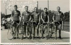 Aktive Mitglieder durfte jeder werden, der ein eigenes Fahrrad besass. (Bild: PD)
