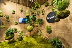 Giardina 2019 | GiardinaSTYLE | Staende bis 50 m2 | Cosmos Design KIG