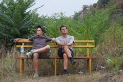 Claude Bauer und Daniel Aepli haben das Trekking als Leidenschaft entdeckt und organisieren nun Abenteuer-Touren. (Bilder: PD)