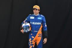 Carlos Sainz jr (ESP, 24), McLaren-Renault. Starts: 81, Siege: 0, WM-Punkte 171. (Bild: James Ross/Epa (Melbourne, 14. März 2019))