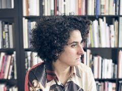 Ihre Arbeiten wurden bereits in Einzelausstellungen in New York, Mailand oder Hamburg gezeigt: Shirana Shahbazi. (Bild Gian-Marco Castelberg) (Bild: Gian-Marco Castelberg)