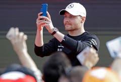 Valtteri Bottas (FIN, 29), Mercedes. 118 Starts, 3 Seige, 963 WM-Punkte. (Bild Rick Rycroft/AP (Melbourne, 13. März 2019))