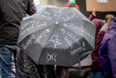 Frauenfeld TG - Klimastreik kommt im Thurgau an. In mehreren Hundert Städten weltweit wird heute gegen den Klimawandel demonstriert. Auch in Frauenfeld haben sich viele Engagierte zusammengetan.