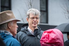 Frauenfeld TG - Klimastreik kommt im Thurgau an. In mehreren Hundert Städten weltweit wird heute gegen den Klimawandel demonstriert. Auch in Frauenfeld haben sich viele Engagierte zusammengetan. Stadtpräsident Anders Stokholm.