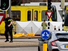 Laut Medienberichten soll eine Person gestorben sein. (Bild: KEYSTONE/AP/PETER DEJONG)