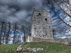 Schloss Blatten bei Oberriet. (Bild: Toni Sieber)