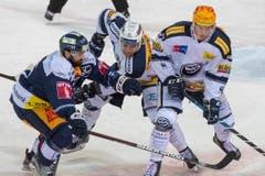 Impressionen vom Spiel EV Zug - HC Ambri-Piotta. (Bild: KEYSTONE/Urs Flüeler, 2. März 2019)