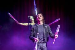 Premiere Zirkus Royal. (Bild: Andrea Stalder)