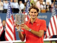 Federers erfolgreichstes Gastland: In den USA gewann er 22 seiner 100 Titel (Bild: KEYSTONE/EPA/JASON SZENES)