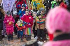 Rund 10 000 Besiucher strömten nach Dagmersellen an den Umzug. (Bild: Pius Amrein, Dagmersellen, 2. März 2019)