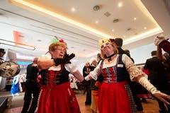 An der Seniorenfasnacht im Casino Luzern. (Bild: Jakob Ineichen, 2. März 2019)