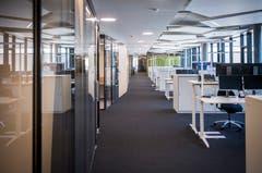 Weinfelden TG - Tag der offenen Tür im neuen Hauptsitz von Lidl in Weinfelden.