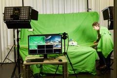 Die aktuelle Lernumgebung an der Pädagogischen Hochschule in Luzern fokussiert auf den Fachbereich Medien und Informatik.