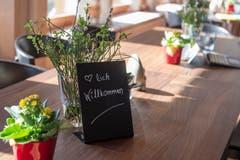 Ab dem 3. April 2019 heisst es «Herzlich Willkommen».