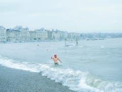 2. Preis Alltag: Sportliche Betätigung in Genf. (Bild: David Wagnières für« L'Illustre»)