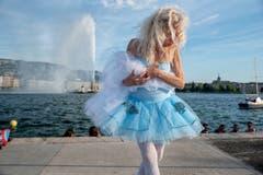 2. Preis Schweizer Geschichten: Kaum eine Kunst verlangt jenen, die sich ihr verschrieben haben, so viel ab wie das klassische Ballet, ungeachtet des Alters. (Bild: Rolf Nesser für «Schweizer Illustrierte»