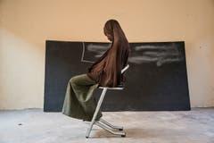 1. Preis Ausland Reportage: Beino, 15 Jahre alt, Gefangene der Boko Haram-Sekte. (Bild: Michael Zumstein für «Le Point»)