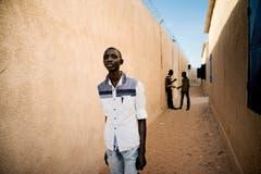 1. Preis Ausland Reportage: Ali, Gefangener der Boko Haram-Sekte. (Bild: Michael Zumstein für «Le Point»)