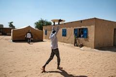1. Preis Ausland Reportage: Boko-Haram in Niger. (Bild: Michael Zumstein für «Le Point»)