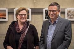 Irmgard Sonderer und Thomas Ammann.