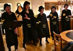 Die «Schwarze Raben», Tübach (Bild: Ramona Riedener)