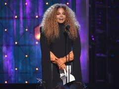 Janet Jackson ist am Freitag in New York ausgezeichnet worden. (Bild: KEYSTONE/AP Invision/EVAN AGOSTINI)