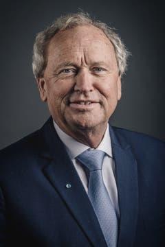 Nicht gewählt (über 53'000 Stimmen): Paul Winiker (SVP). (Bild: Boris Bürgisser)