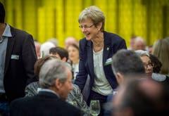 Nationalrätin Verena Herzog. (Bild: Andrea Stalder)
