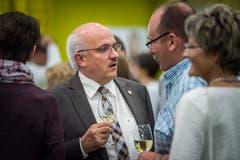 Ruedi Zbinden, Präsident der SVP Thurgau. (Bild: Andrea Stalder)