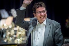 Albert Rösti, Präsident der SVP Schweiz. (Bild: Andrea Stalder)