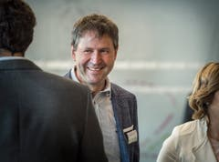 Noch ein Nationalratskandidat: Daniel Vetterli. (Bild: Andrea Stalder)