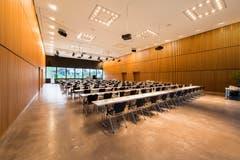 Blick in einen Konferenzsaal. (Bild: PD)