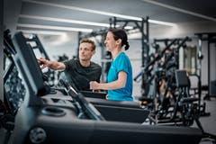 Athletikraum mit Kraft-, Koordinations - und Ausdauergeräten. (Bild: PD)